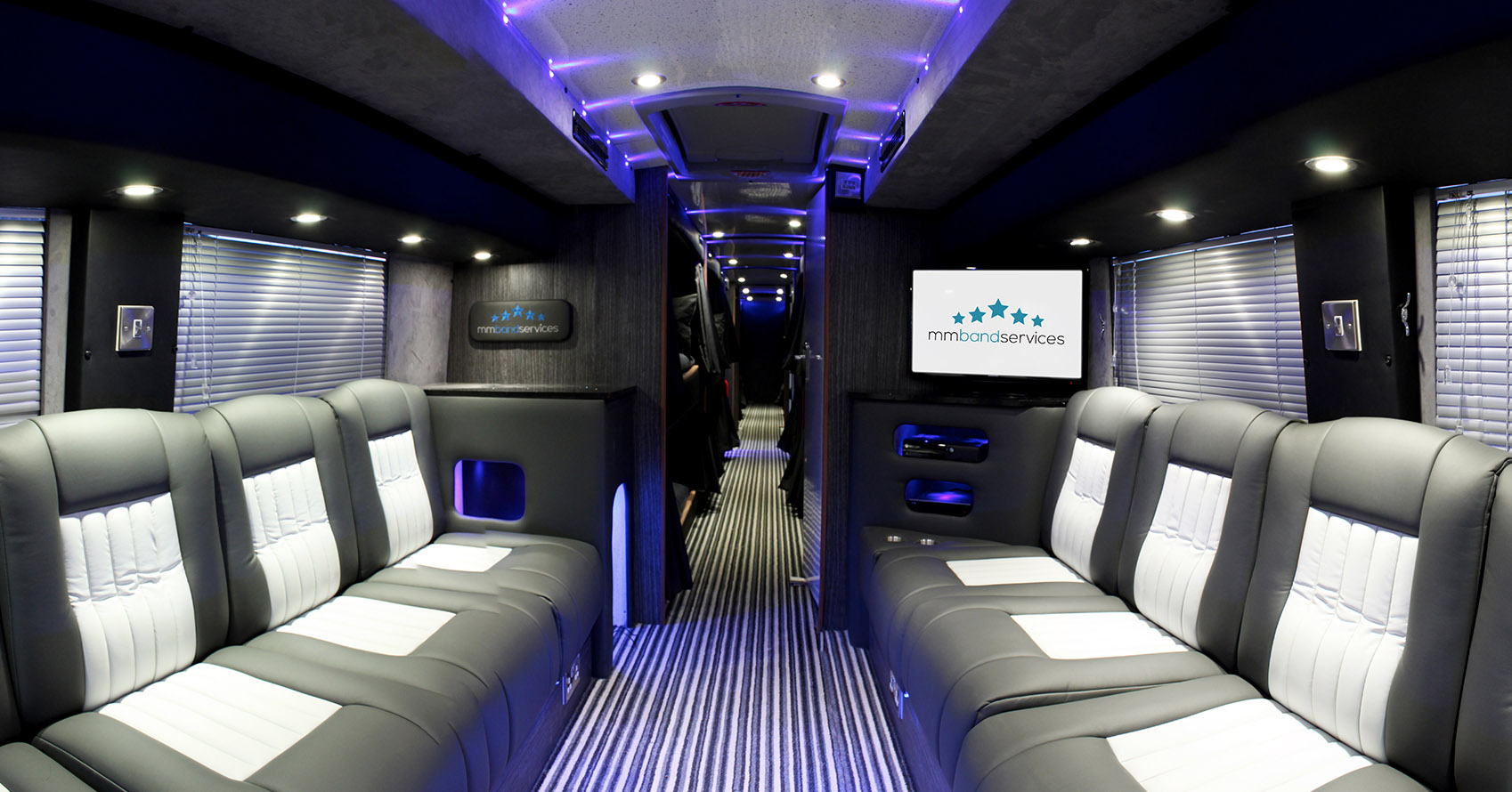 Luxury Tour Bus For Sale Uk